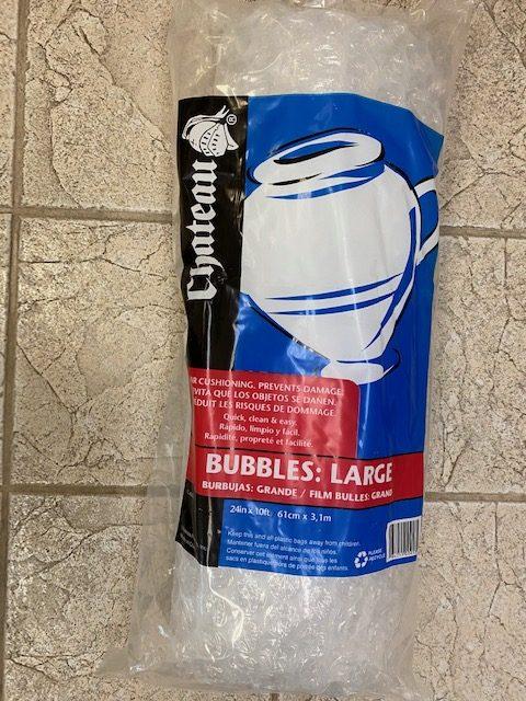 Bubble Wrap        Bag/Large