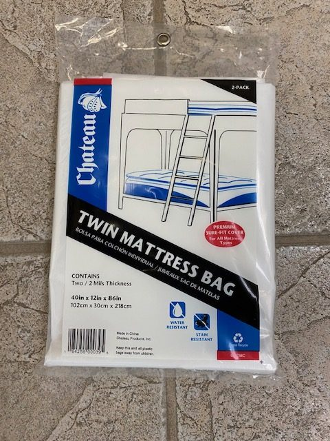 Mattress Cover  Twin (2)